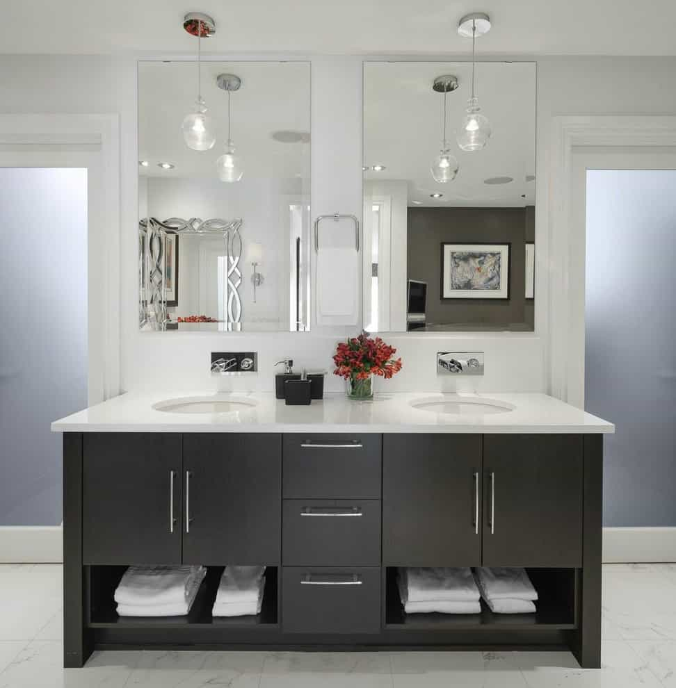Home Design Ideas Bathroom: 36 Chic Design Ideas For An Elegant Master Bathroom