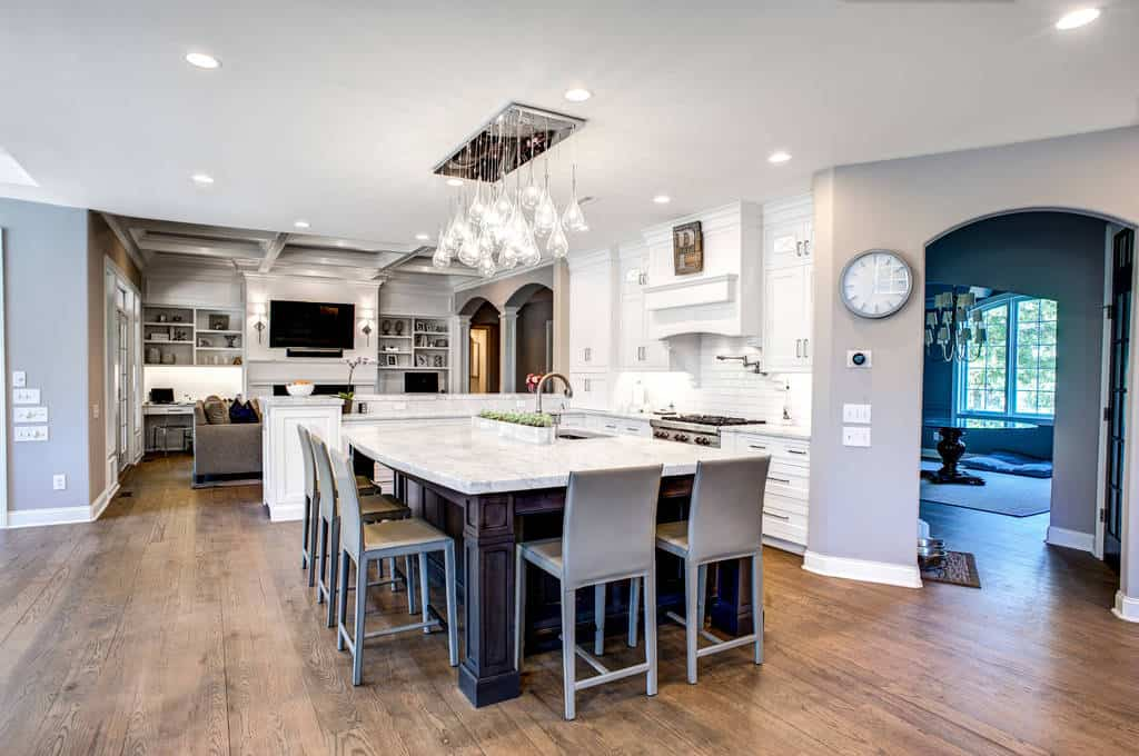 44 Spectacular Traditional Kitchen Designs (Photo Gallery ...
