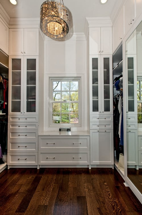 48 Fantastic Walk In Closet Ideas