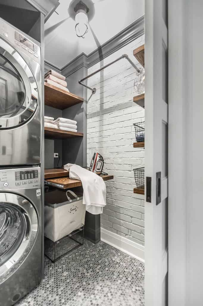 30 Functional Laundry Room Design Ideas