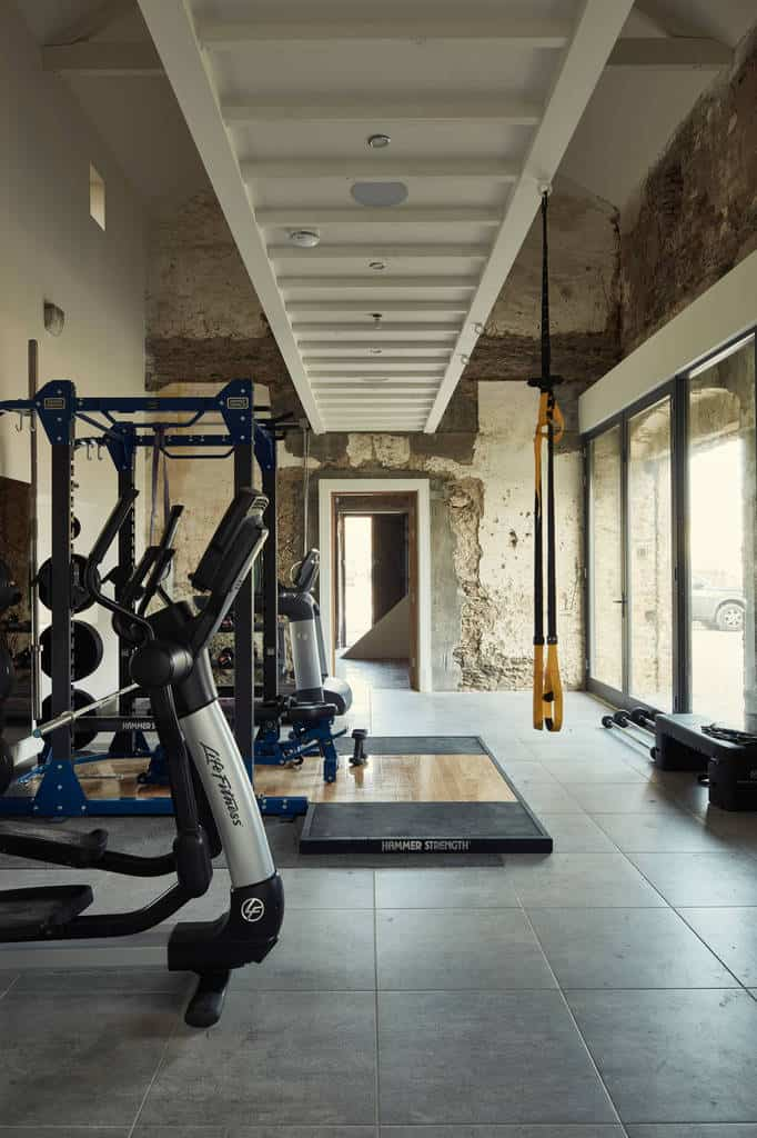 Home gym designs and ideas