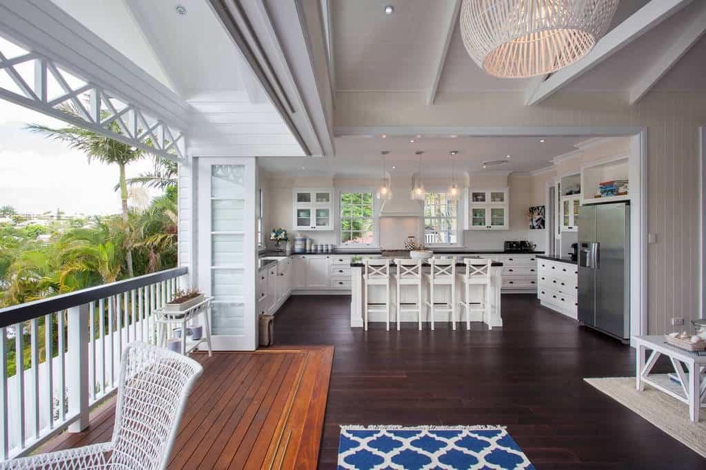 47 Beach Style Kitchen Designs and Ideas
