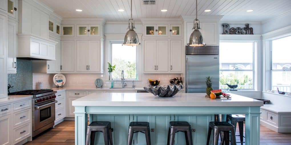 47 beach style kitchen designs and ideas - Beach Kitchen Design Ideas