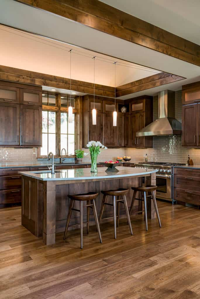 42 Rustic Kitchen Designs And Ideas