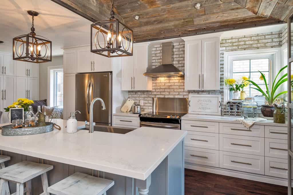 35 Shabby Chic Kitchen Designs And Ideas