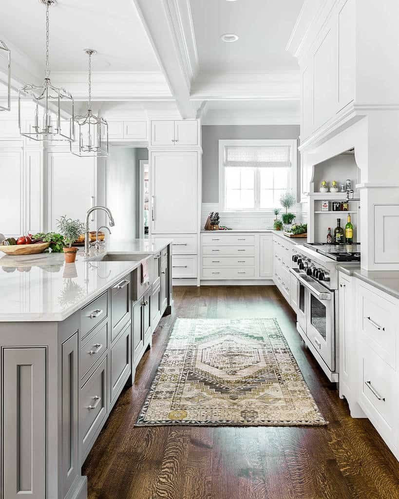 37 Transitional Kitchen Designs And Ideas