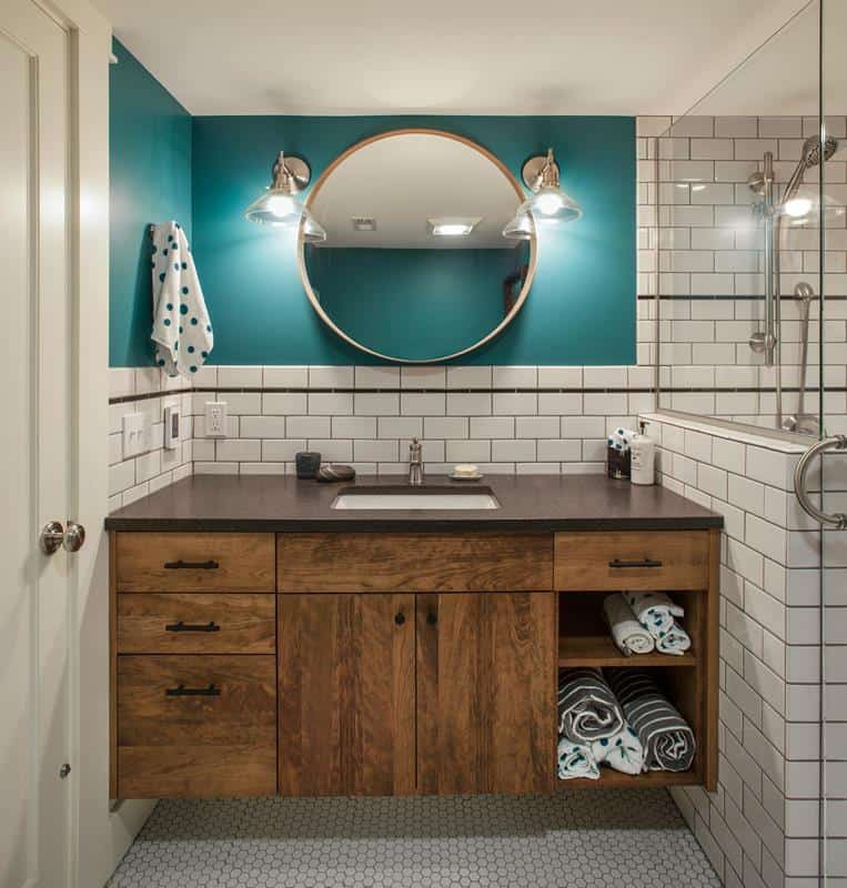 Transitional Subway Tile