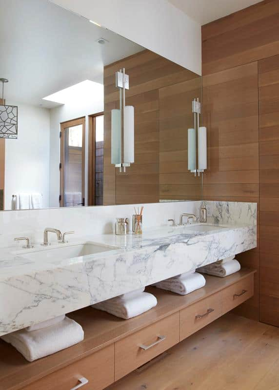 Contemporary and Clean Look