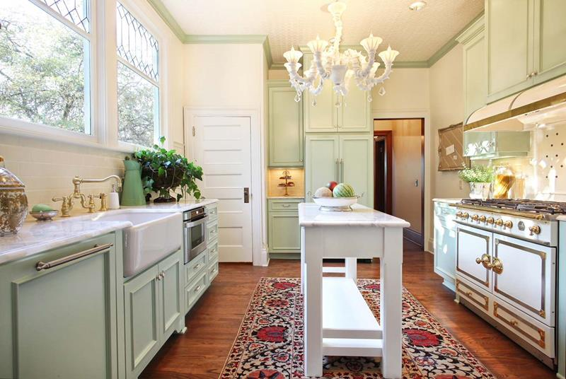 A Victorian Country Design