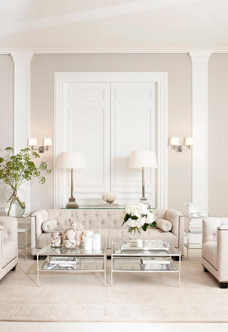 Light and Luxurious Style