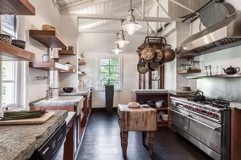 Industrial Country Style