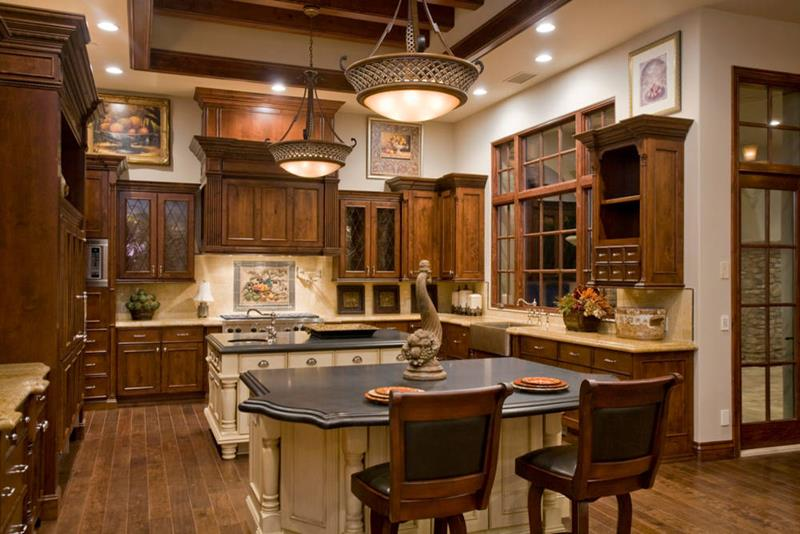 Complete Hardwood Luxury