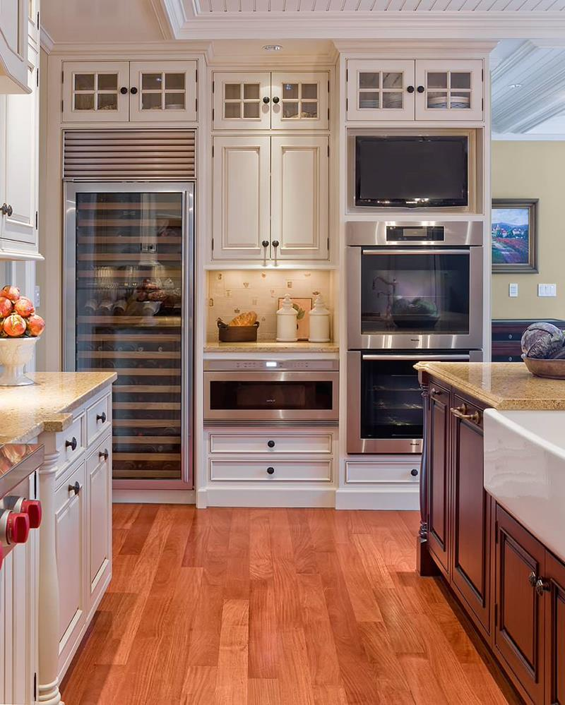 Functional and Ready Kitchen