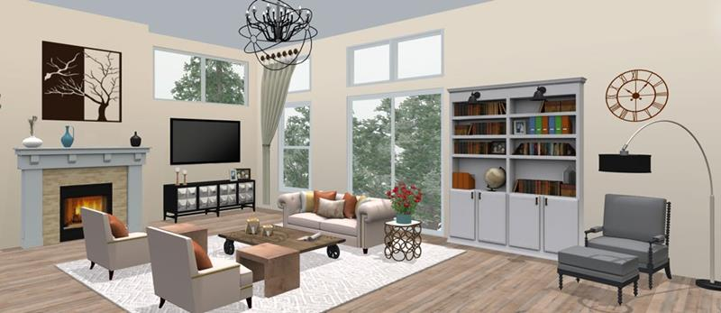 23 best free and paid online interior design software - Best interior design software ...