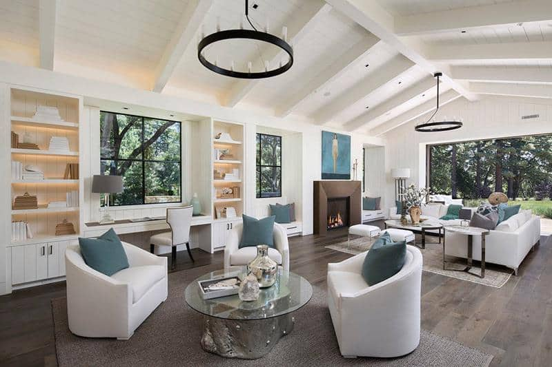 15 Jaw Dropping Mansion Living Rooms Home Awakening