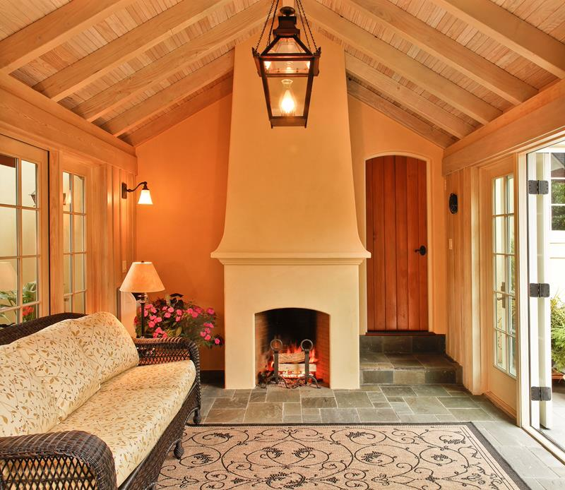 Vaulted Ceiling Match