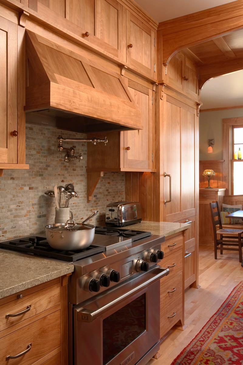 Traditional Cabinet Designs