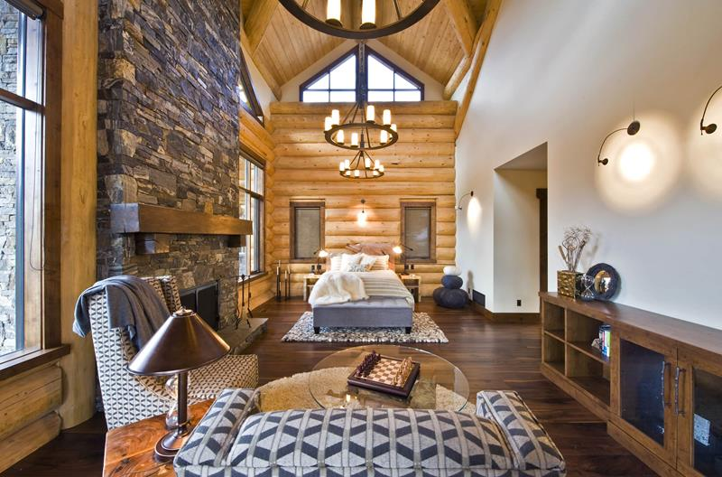 Luxury Cabin Space