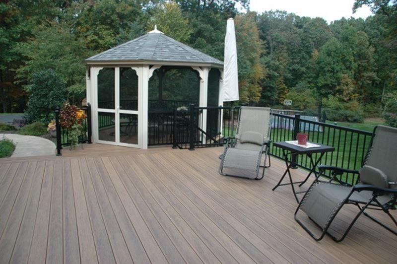 Beautiful Deck Addition