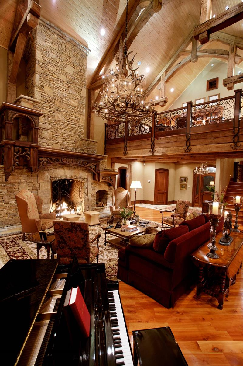 Grand and Luxurious Cabin