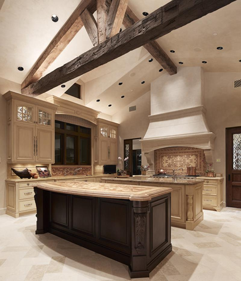 Traditional and Rustic Styles