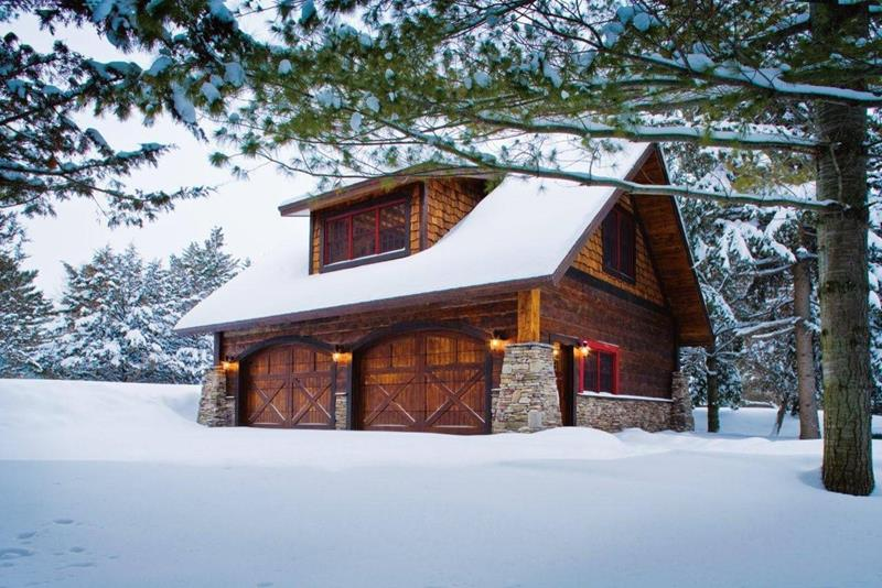 Beautiful Cabin Style