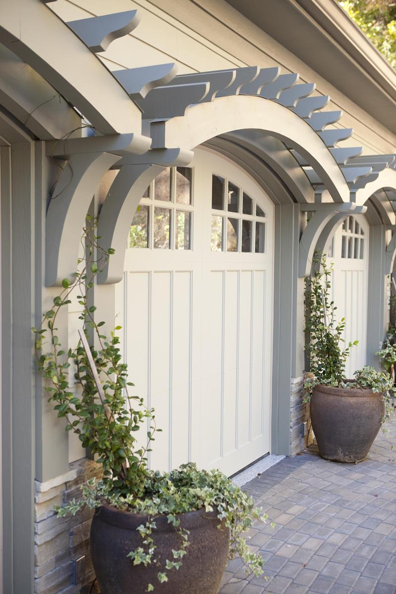 Wonderful Arched Doors