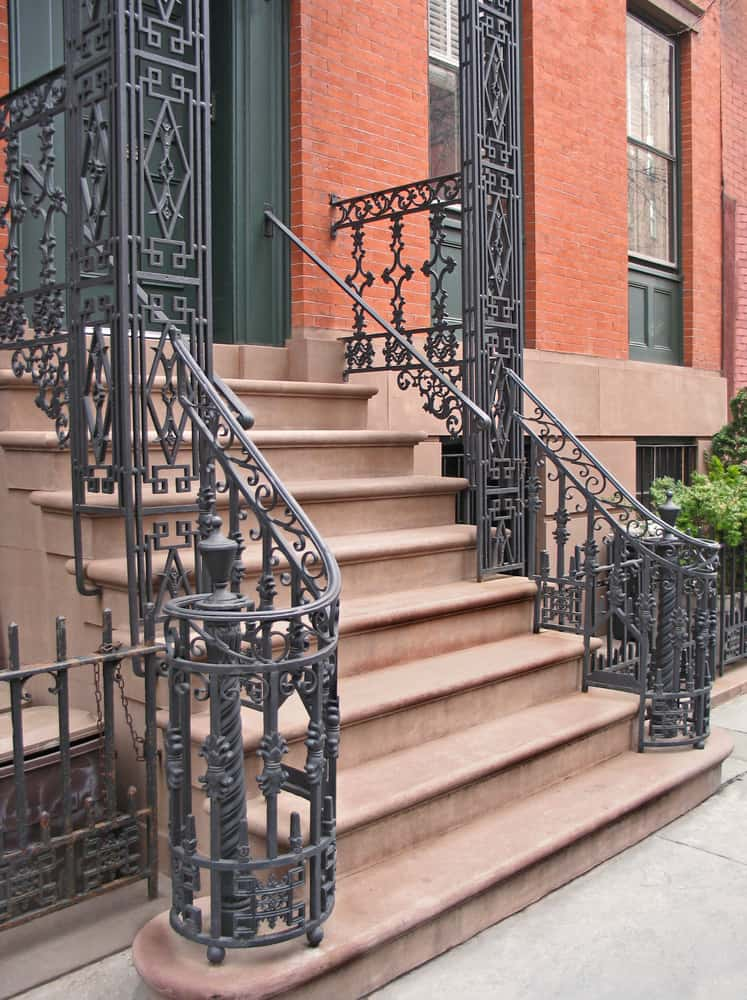 types of railings