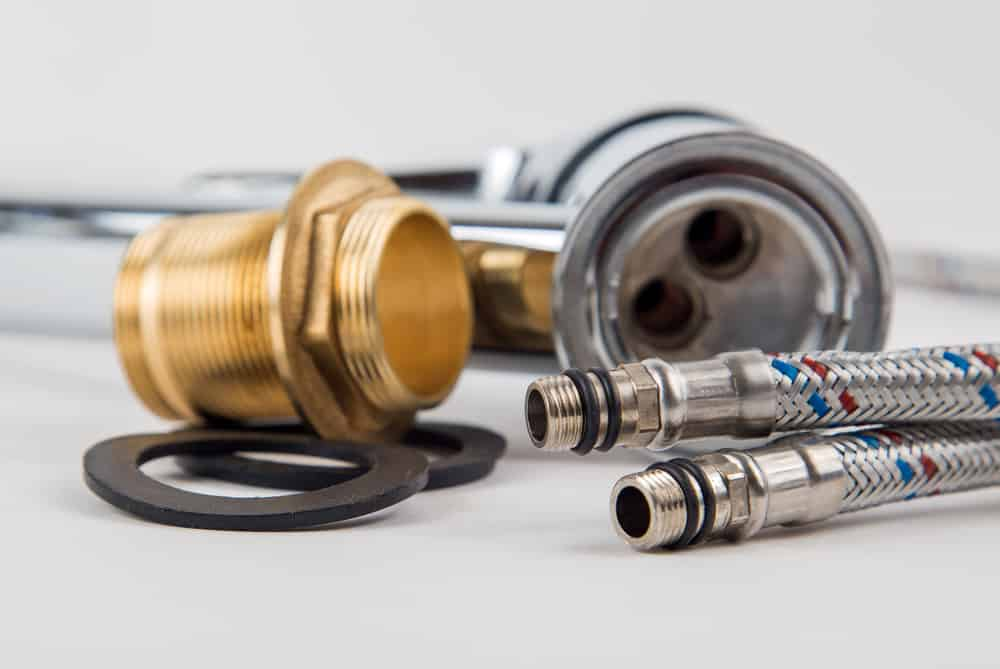 hoses, faucets and gaskets