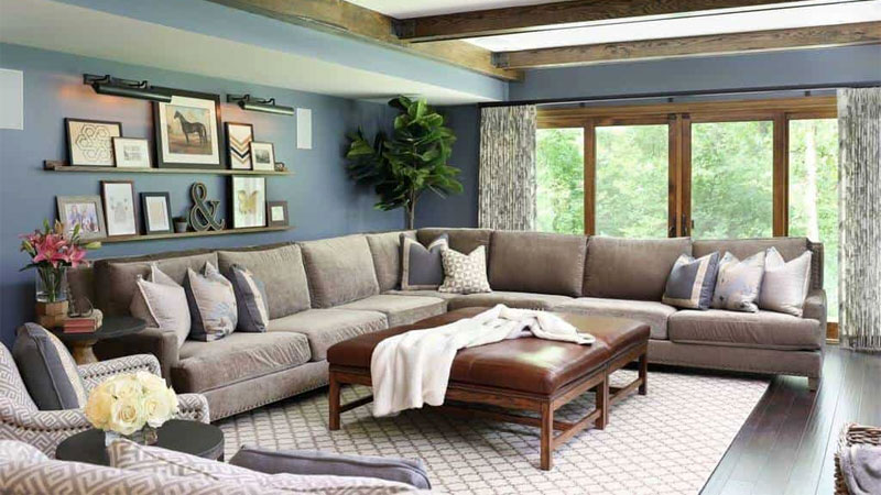 attractive functional family rooms