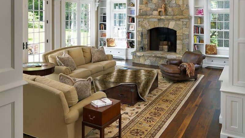 charming family room decors