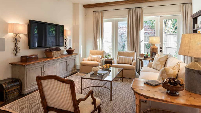 gorgeous family room designs