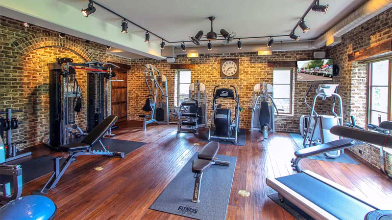 great home gym designs