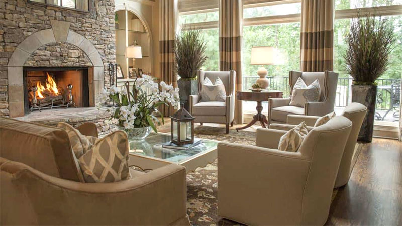 living room designs that wow
