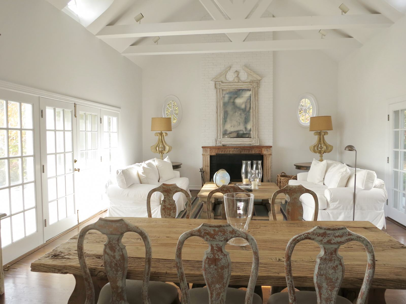 35 Shabby Chic Living Room Designs And Ideas