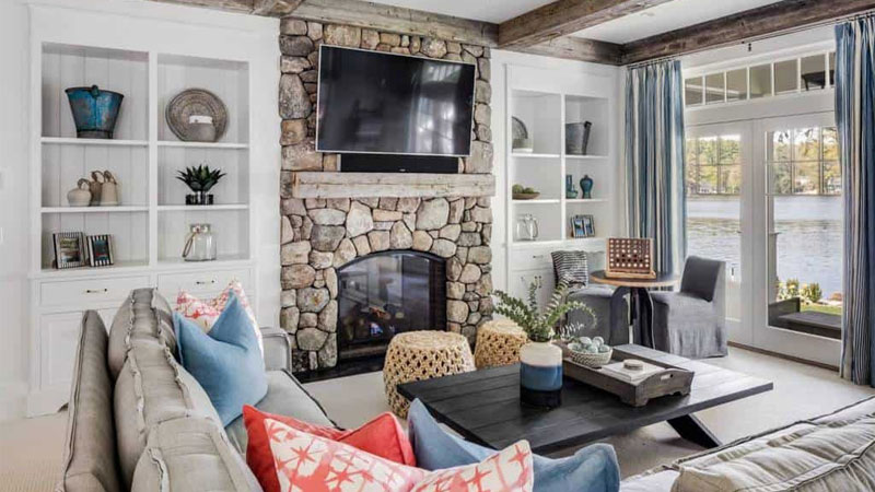 stunning family room concepts