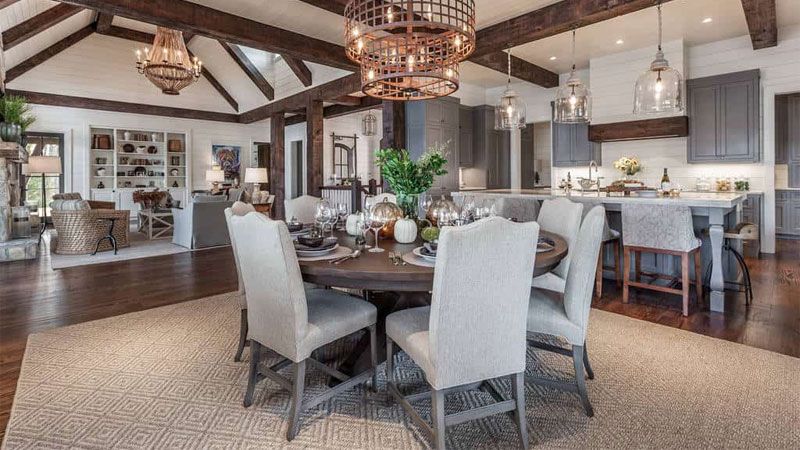 stylish dining room design elements