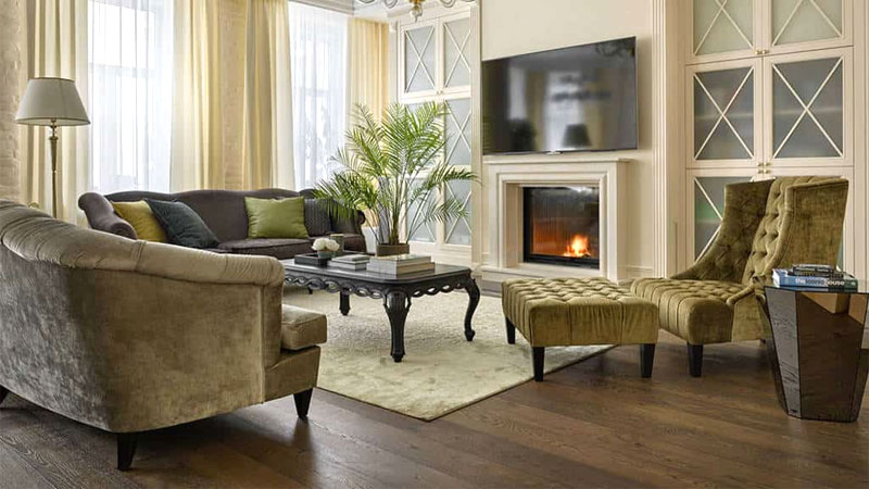 well executed living room ideas